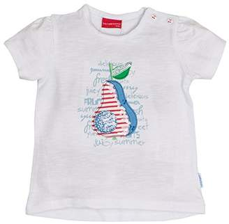 Salt&Pepper Salt & Pepper Salt and Pepper Baby Girls' B Juicy Uni Strick T-Shirt