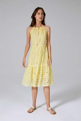 Country Road Tiered Broderie Dress