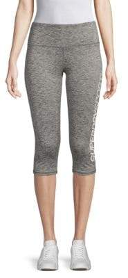 Superdry Sport Essentials Capri Leggings
