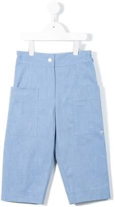 Valmax Kids classic chino trousers
