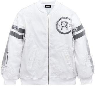 Diesel Girls Bomber Jacket