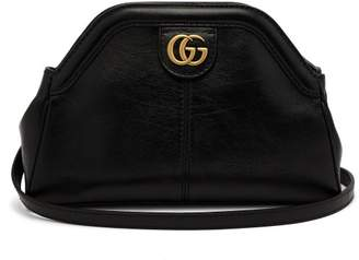 Gucci Re(belle) Small Leather Cross Body Bag - Womens - Black