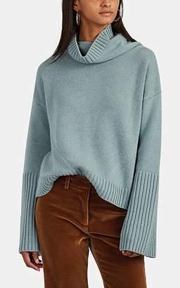 Nili Lotan Women's Boyd Cashmere Turtleneck Sweater - Sky Blue