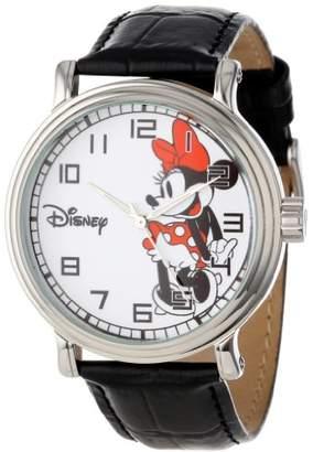 EWatchFactory Disney Men's W000530 Minnie Mouse Vintage Watch