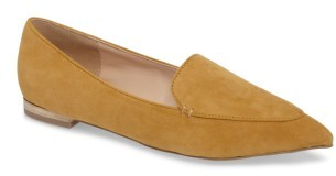 Women's Sole Society 'Cammila' Pointy Toe Loafer $79.95 thestylecure.com