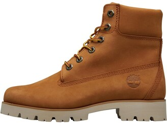 Timberland Womens Heritage Lite 6 Inch Boots Wheat
