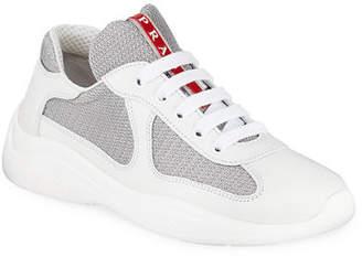 Prada America's Cup Trainer Sneakers