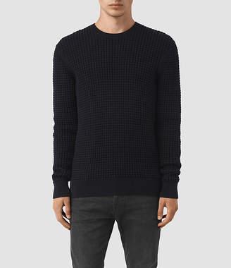 AllSaints Kargg Crew Sweater