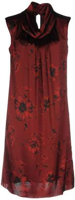 SILK AND SOIE Short dresses