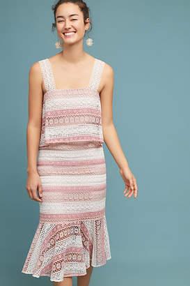 Shoshanna Kiaora Lace Dress