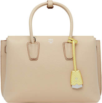 MCM Milla Tote In Park Avenue Leather