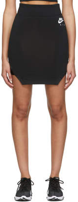 Nike Black Logo Tight-Fit Skirt