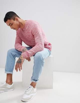 Weekday Cave Melange Sweater