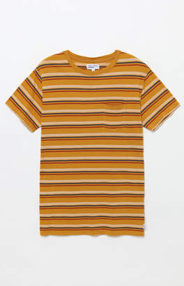 Banks Journal Continued Stripe Pocket T-Shirt