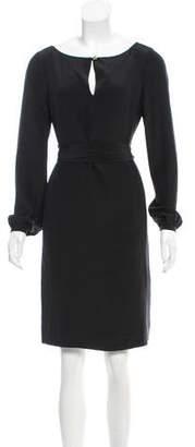 Tory Burch Silk Knee-Length Dress