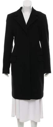Max Mara Wool Knee-Length Coat