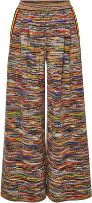 Missoni Printed Wool Pants