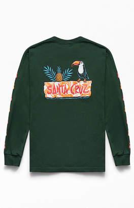Santa Cruz Toucan Play Long Sleeve T-Shirt