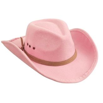 Mud Pie Pink Cowgirl Hat $30 thestylecure.com