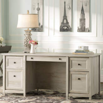 Lark Manor Lemire Executive Desk