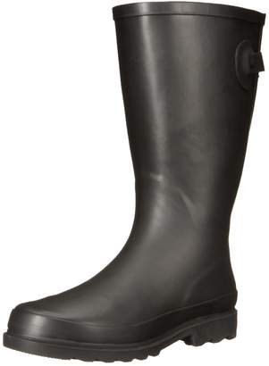 Western Chief Women Wide Calf Rain Boot, Satin Finish, 9 W US