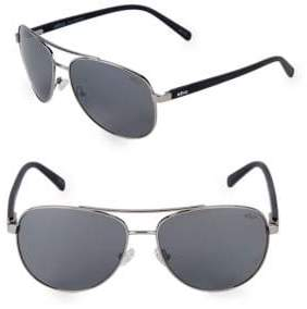 Revo 61MM Aviator Sunglasses