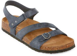 Yuu Phebe Womens Footbed Sandals