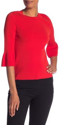 BOSS Fenella Bell Sleeve Blouse