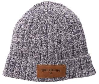 True Religion Variegated Knit Watchcap