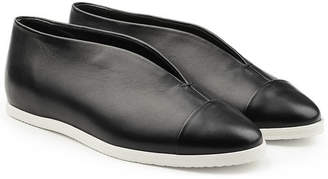 Victoria Beckham Leather Flats