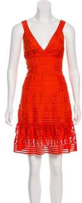 Diane von Furstenberg Tiana Mini Dress