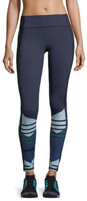Under Armour Mirror Printed Performance Leggings