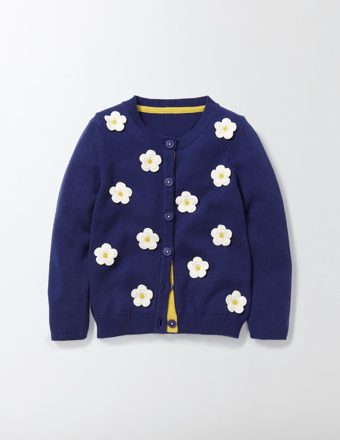 BodenFloral Cardigan