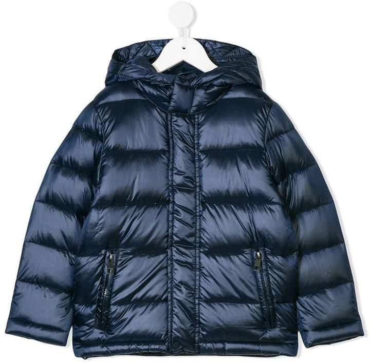 Freedomday Junior hooded padded jacket