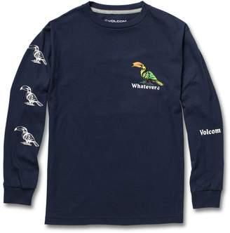 Volcom Bad Bird Long Sleeve T-Shirt