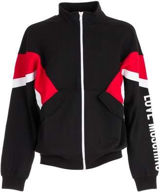 Love Moschino Zipped Jacket