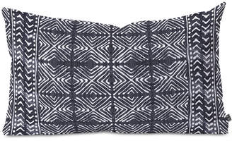 Deny Designs Dash and Ash Stars Above at Midnight Oblong Throw Pillow