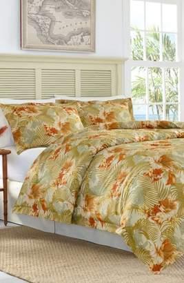 Tommy Bahama Loredo Gardens Comforter, Sham & Bed Skirt Set