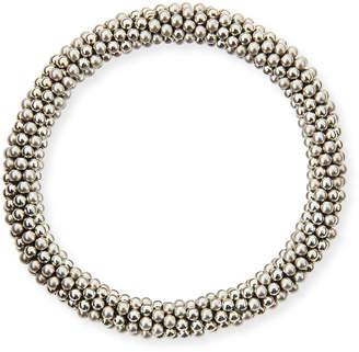 Meredith Frederick Andie Sterling Silver Bead Bracelet