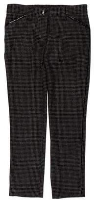 Dolce & Gabbana Wool Cropped Pants