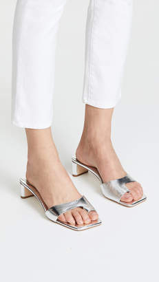 Jeffrey Campbell Teclado Toe Ring Sandals