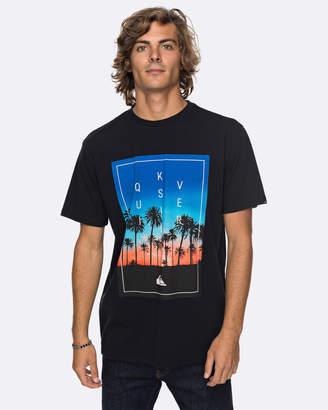 Quiksilver Mens Classic Salina Stars 2 T Shirt