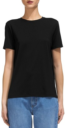 Whistles Pleat Back Tee $120 thestylecure.com