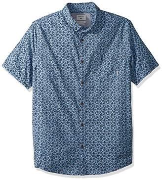 Quiksilver Men's Minikani Short Sleeve Woven
