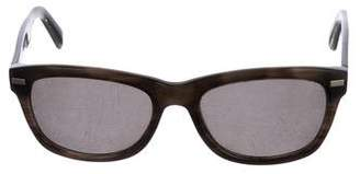 Warby Parker Round Tinted Sunglasses