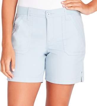 Gloria Vanderbilt Women's Twill Utility Shorts