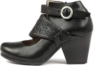 Miz Mooz Dale-miz Black Boots Womens Shoes Dress Ankle Boots