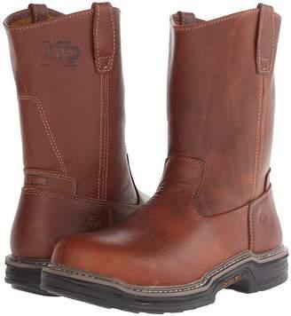 Wolverine Raider Multishoxtm 10 Steel Toe Men's Boots