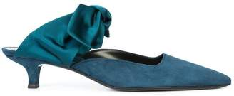The Row Coco mules
