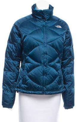 The North Face Quilted Down Jacket